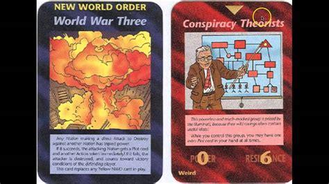 Illuminati The Card Illuminati Card Exposed Part 1
