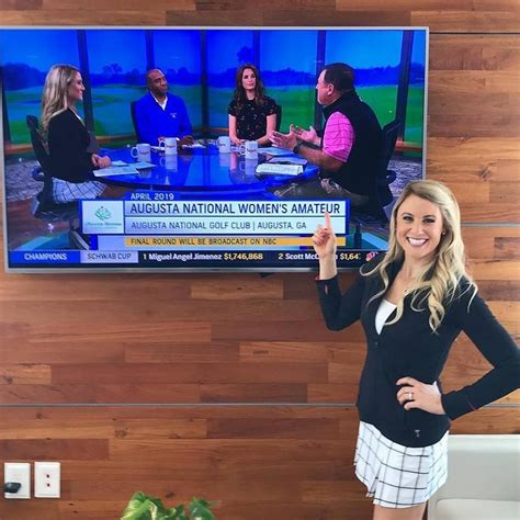 Golftini on the Golf Channel! So proud to sponsor Amanda ...
