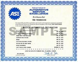 you will automatically receive a certificate at no With fake ase certificate template