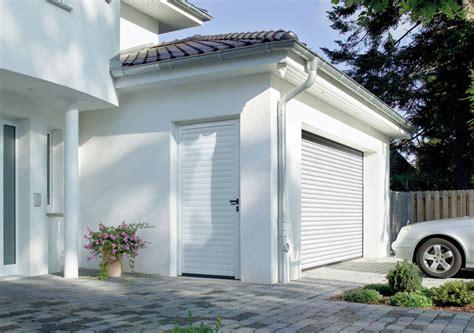 Garagennebentüren  Optimal Abgestimmt Hoermannch