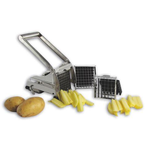 cuisine sans poignee coupe frites achat vente d 39 ustensiles de cuisine
