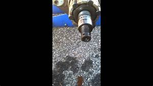 Polaris 4x4 Front Hub  Axle Disassembly