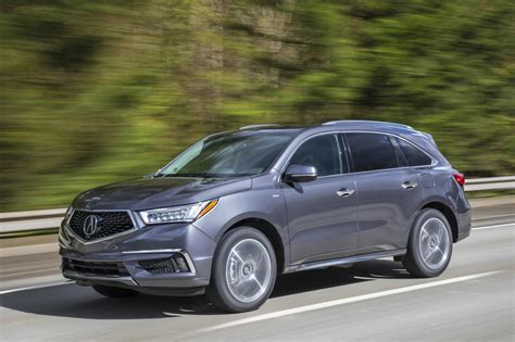 Acura Mdz by 2020 Acura Mdx Mdx Sport Hybrid A Brief Walk Around