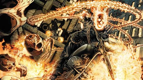 Ghost Rider Hd Wallpapers