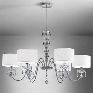 Lampadario Moderno Design Helen di Antea Luce Illuminazione