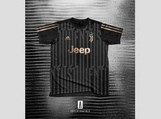 Juventus 1819 Concept Kits by Rupertgraphic Footy Headlines