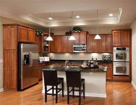 deluxe kitchen  center island stainless steel