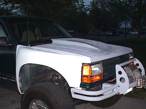 show   custom bumpers ford explorer  ford
