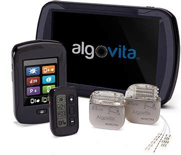 algovita spinal cord stimulation system  pain therapy