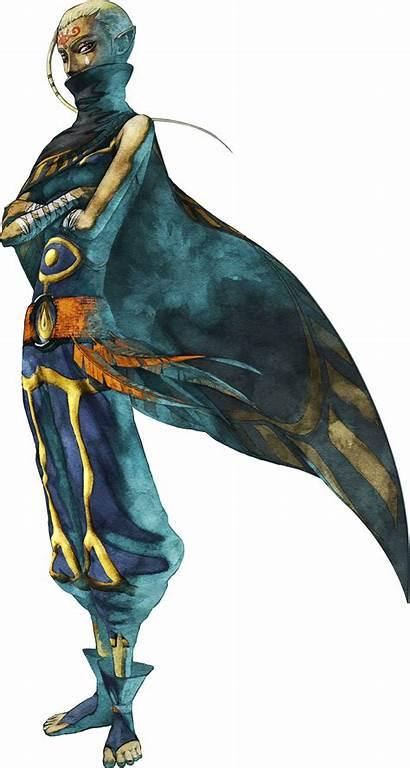 Impa Zelda Sword Artwork Wiki Zeldapedia