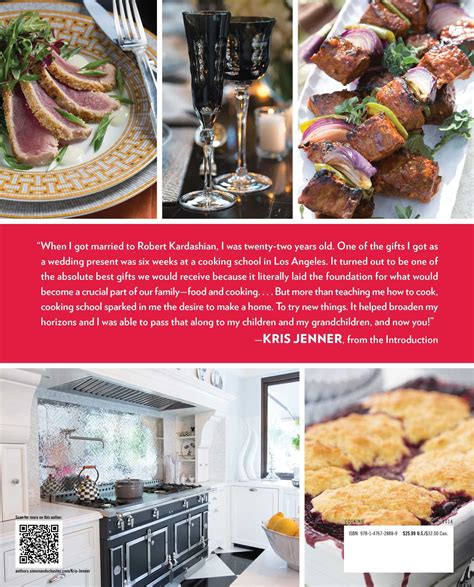 in the kitchen with kris in the kitchen with kris book by kris jenner official