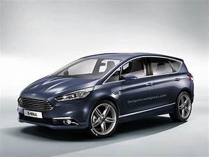 Ford S Max 2016 : 2016 ford s max is the best looking mpv ever render ~ Gottalentnigeria.com Avis de Voitures