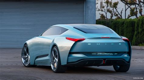 2019 Buick Riviera Rear Hd Photos