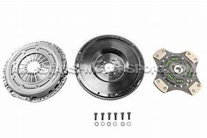 Sachs 600nm Clutch Kit With Flywheel For Golf 5 Gti    Gti