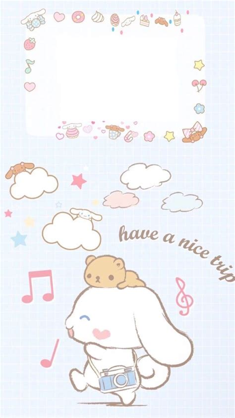 You can also upload and share your favorite sanrio backgrounds. Cinnamoroll   Sanrio wallpaper, Cute wallpapers, Character wallpaper