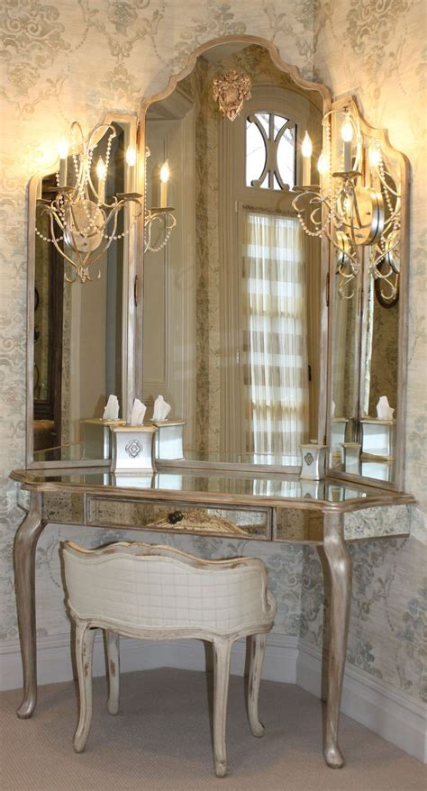 Corner Makeup Vanity With Mirror by These 15 Corner Vanities Will Add A Bit Of Luxury To Your