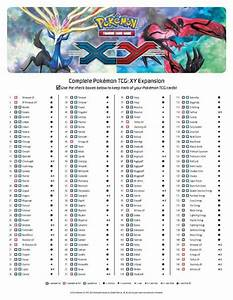 post pokemon card checklist printable