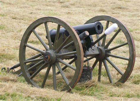 american era file american civil war era 12 lb howitzer cannon used in the battle of corydon reenactment jpg