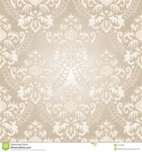 Papier Peint Médaillon Beige by Wallpaper Beige Gradient Royalty Free Stock Photography