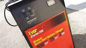Everstart Jump Starter 200 Manual Quick Start Battery