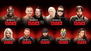 WWE RAW - Superstar Shake-Up - Reactions & Review ...
