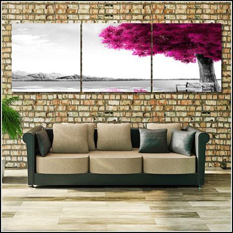 Wandbilder Fürs Wohnzimmer by Gro 223 E Wandbilder F 252 R Wohnzimmer Wohnzimmer House Und