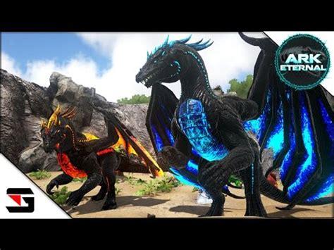 modded ark survival evolved elemental dragonark