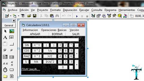 Necessary, essential for life or some process. calculadora científica en Visual Basic 6,0 - YouTube