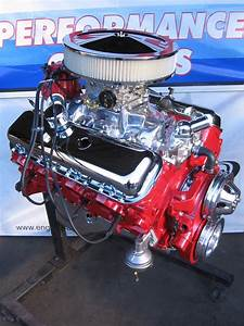 Chevrolet 454    450 Hp High Performance Turn