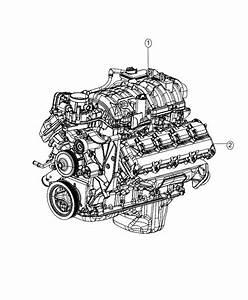 2015 Ram 2500 Engine  Long Block  Remanufactured   5