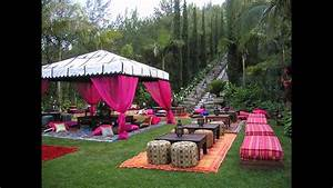 Fascinating Outdoor birthday party decorations ideas - YouTube