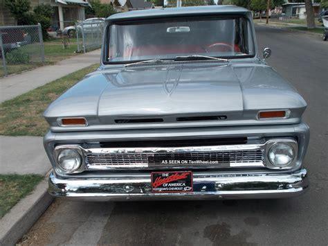 1964 chevrolet c10 custom 5 7l 350 engine