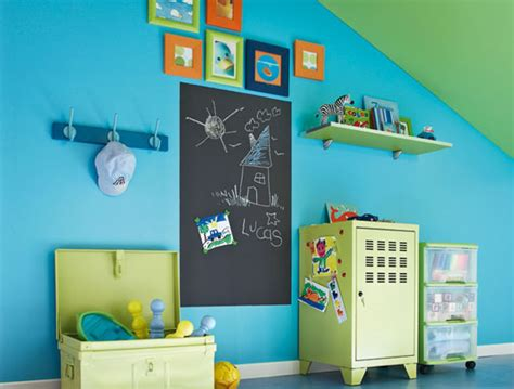 chambre garcon peinture deco peinture chambre petit garcon visuel 3