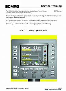 Diagram  Bomag Bw 177 4 Single Drum Vibratory Roller