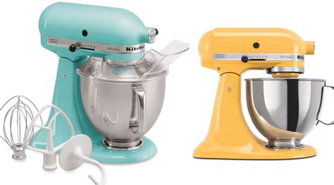 Kitchenaid Artisan 5-qt. Stand Mixer As Low As 7 After