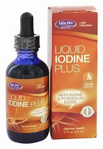 Buy Life-flo - Liquid Iodine Plus With Iodine  U0026 Potassium Iodide