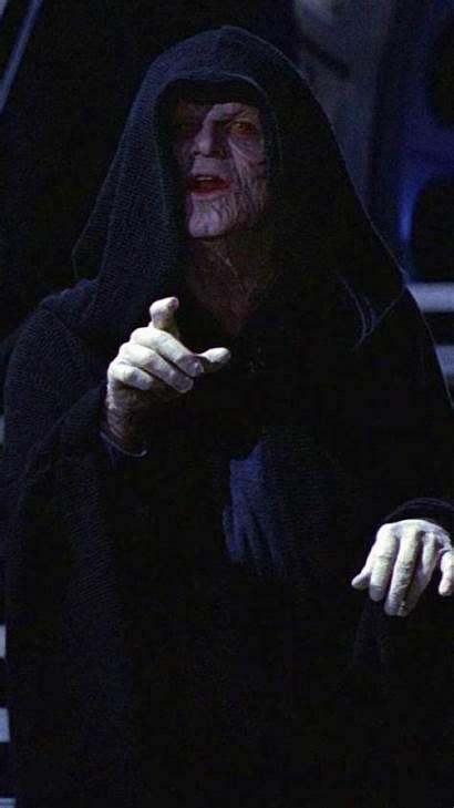 Palpatine Emperor Wars Star Sith Master Movies