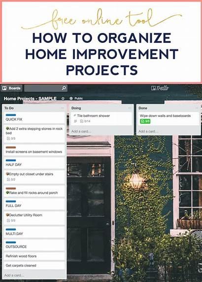 Kanban Board Digital Improvement Organize Boards Projects