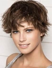 Short Curly Shag Hairstyles