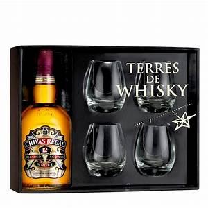 Coffret Verre Whisky : coffret whisky chivas ~ Teatrodelosmanantiales.com Idées de Décoration