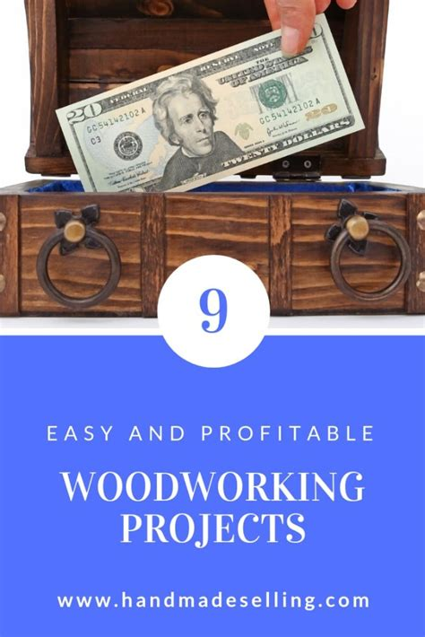 woodworking projects  sell  handmadesellingcom