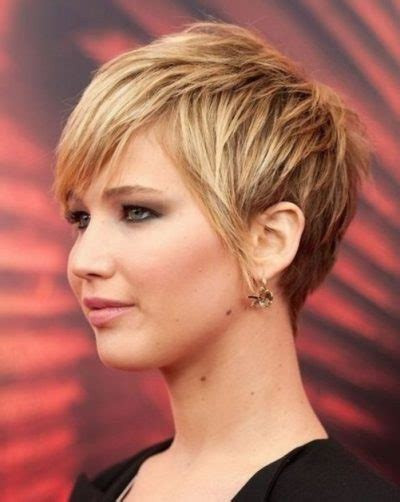 short haircuts for full faces