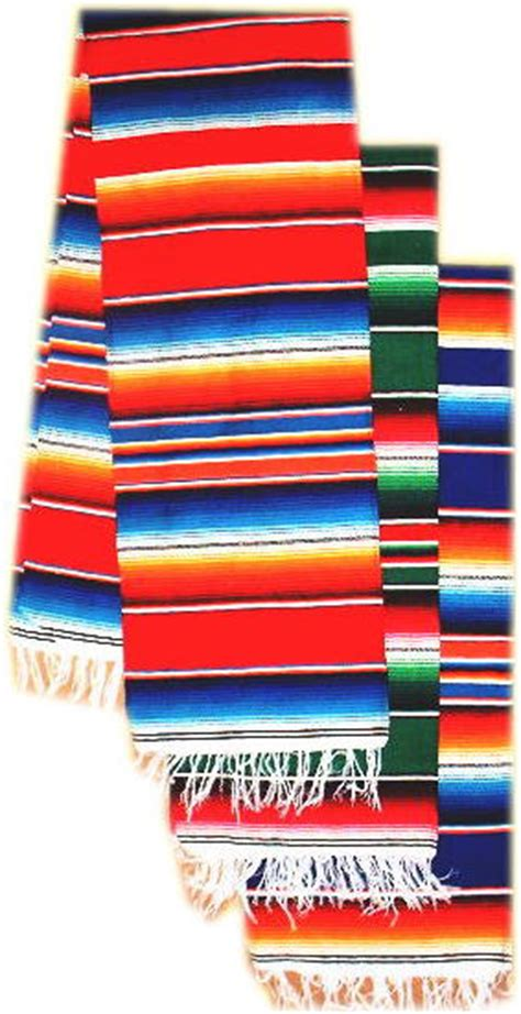 mexican table runners wholesale southwest mexican blankets sarapes from mexico