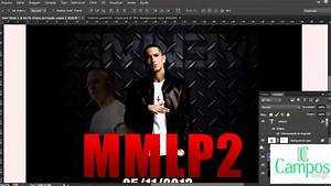 Speed Art | Eminem - MMLP2 | Wallpaper - YouTube