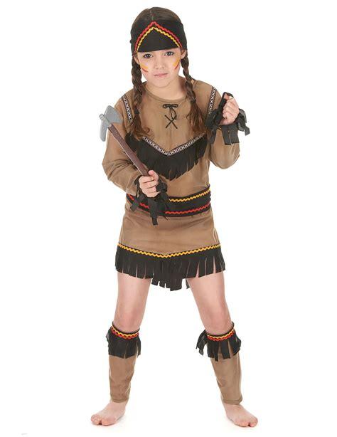 costume indiana ragazza bello e curato nei dettagli questo abito da indiana d america per