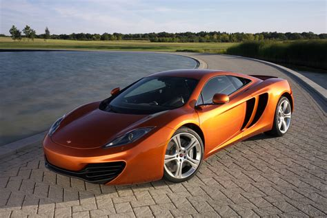 orange mclaren 12c mclaren mp4 12c photo gallery autoblog