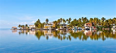 florida west key beach keys cities towns beaches america places usa where town fl shutterstock area houses shoreline vacation weather