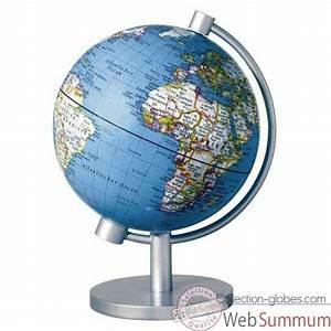 Mini Globe Terrestre : mappemonde stellanova sur collection globes ~ Teatrodelosmanantiales.com Idées de Décoration