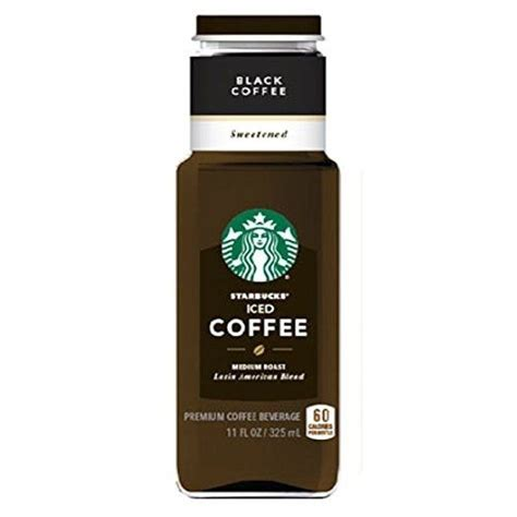 If you'd like them to. Starbucks Black Iced Coffee Sweetened 11 oz Glass Bottles - Pack of 12 | Coffee, Starbucks, Bottle