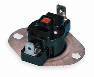 7624a3591 Limit Switch York Coleman Evcon Luxaire  Manual